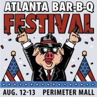 Discounts: Atlanta Bar-B-Q Festival at Perimeter Mall on August 12 & 13, 2016