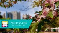 Atlanta Dogwood Festival at Piedmont Park: April 13-15, 2018