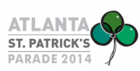 St. Patrick's Day Parade in Atlanta on March 15, 2014