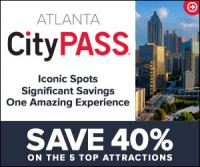 Atlanta CityPASS: Discount Admission to Five Attractions
