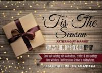 'Tis the Season Artisan Gift Market at Atlanta Food Truck Park