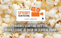 Free Spooky Film Fest at Atlantic Station on Fridays in October