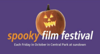 Free Spooky Film Fest at Atlantic Station on Fridays in October