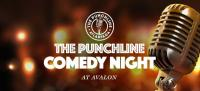 Punchline Comedy Night at Avalon in Alpharetta