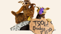 Discounts: Billy Goats Gruff and Other Stuff & Mother Goose at the Center for Puppetry Arts in Atlanta