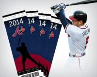 Atlanta Braves: Ticket Discounts plus Fireworks & Concerts for the 2014 Season