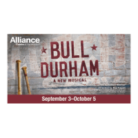 Discounts: Bull Durham at The Alliance Theatre in Atlanta