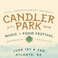Candler Park Music & Food Festival in Atlanta on June 1 & 2, 2018
