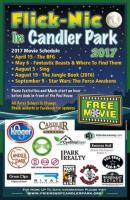 Candler Park Movie Nights: 2017 Season