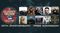 Celebrate Freedom Atlanta Concert: Free (But Ticketed) Event on September 2, 2017