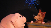 Discounts: Charlotte's Web at the Center for Puppetry Arts in Atlanta
