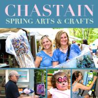 Chastain Park Spring Arts & Crafts Festival: May 12 & 13, 2018
