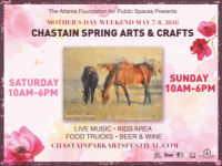 Chastain Park Arts Festival: May 7 & 8, 2016