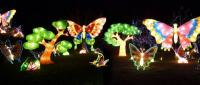 Chinese Lantern Festival at Centennial Olympic Park in Atlanta