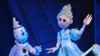 Discounts: Cinderella Della Circus at the Center for Puppetry Arts in Atlanta