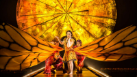 Discounts: Cirque du Soleil's Luzia at the Grand Chapiteau at Atlantic Station