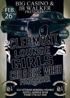 Clermont Lounge Girls Car & Bike Wash Fundraiser at B3 Bar and Grill on February 26, 2017