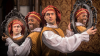 Discounts: The Comedy of Errors at The Shakespeare Tavern in Atlanta