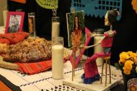 Free Day of the Dead Celebration at The Atlanta History Center on October 30, 2016