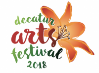 Decatur Arts Festival on May 26 & 27 and Decatur ArtWalk on May 25, 2018