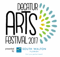 Decatur Arts Festival on May 27 & 28 and Decatur ArtWalk on May 26, 2017