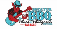 Decatur BBQ, Blues, & Bluegrass Festival on August 12, 2017