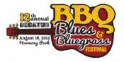 Decatur BBQ, Blues, + Bluegrass Festival on August 18, 2012