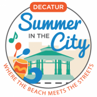 Decatur Beach Party: Summer in the City on Friday, June 15, 2018