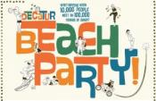 Decatur Beach Party on Friday, June 15, 2012