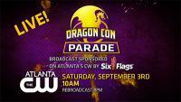 Dragon*Con Parade in Atlanta on September 3, 2016