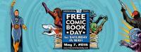 Free Comic Book Day in Atlanta May 7, 2016