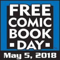 Free Comic Book Day in Atlanta on May 5, 2018