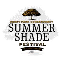 Grant Park Summer Shade Festival in Atlanta on August 26 & 27, 2017