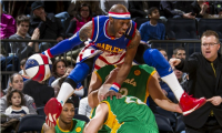 Discounts: The Harlem Globetrotters at Philips Arena on March 12 & 13, 2016
