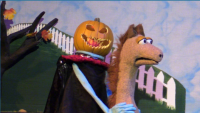 Discounts: The Headless Horseman of Silly Hollow at the Center for Puppetry Arts in Atlanta