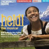 Discounts: Heidi: The Musical at Synchronicity Theatre