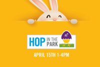 Hop in the Park at Atlantic Station on April 15, 2017