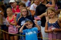 Old Soldiers' Day Parade & Concert in Alpharetta on August 2, 2014