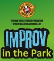 Improv in the Park = Free Comedy in Atlantic Station's Central Park