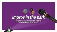 Improv in the Park = Free Comedy in Atlantic Station's Central Park
