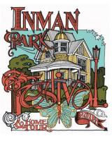 Inman Park Festival & Tour of Homes: April 28 & 29, 2018