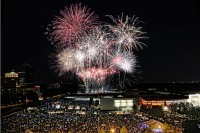 Atlanta's 4th of July 2016 Celebrations & Fireworks