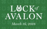 Luck of Avalon in Alpharetta on March 16, 2018