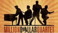 Discounts to Million Dollar Quartet at Legacy Theatre in Tyrone
