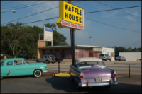 Free Admission to the Waffle House Museum on December 7, 2013