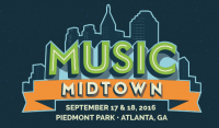 Discounts: Music Midtown at Piedmont Park on September 17 & 18, 2016