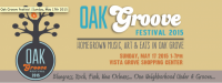 Oak Groove Festival in Decatur on May 17, 2015