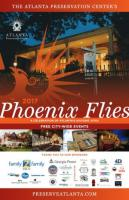The Phoenix Flies = Free Events at Atlanta's Historic Sites: March 4-26, 2017