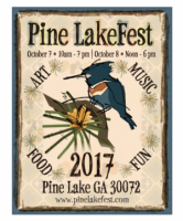 LakeFest in Pine Lake on October 7 & 8, 2017