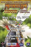 Cherokee County Mother's Day Pow Wow & Indian Festival in Canton on May 12 & 13, 2018